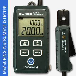 Measuring Instrument and Tester